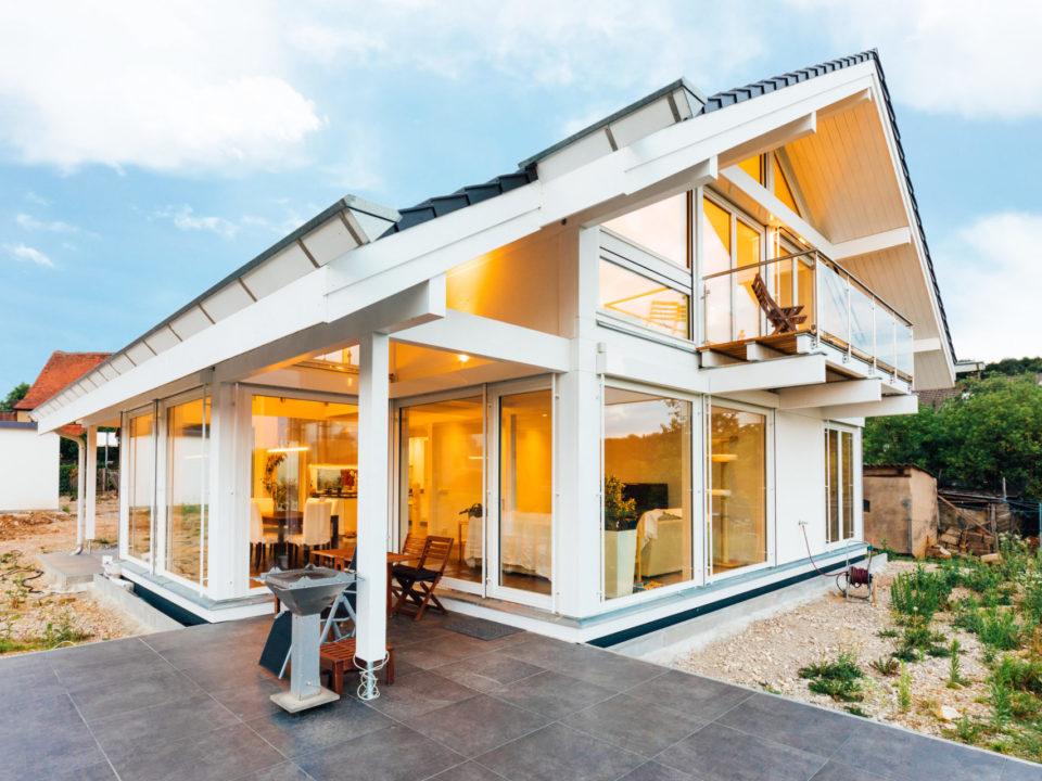helle konstruktion concentus modernes fachwerkhaus