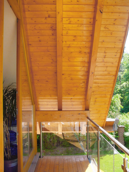 Modernes Landhaus Fachwerk Concentus