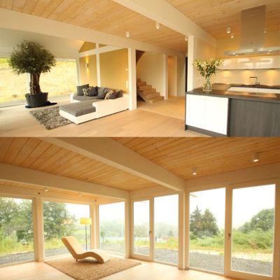 Ratio Dachkonstruktion