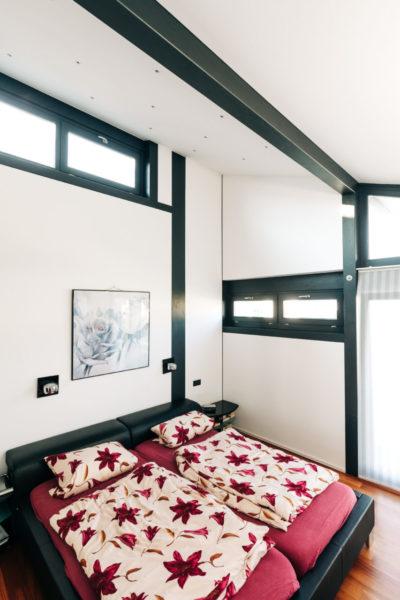 Wohnen Modernes Fachwerkhaus Schlafen Fachwerkhaus Bauen Anbieter Concentus